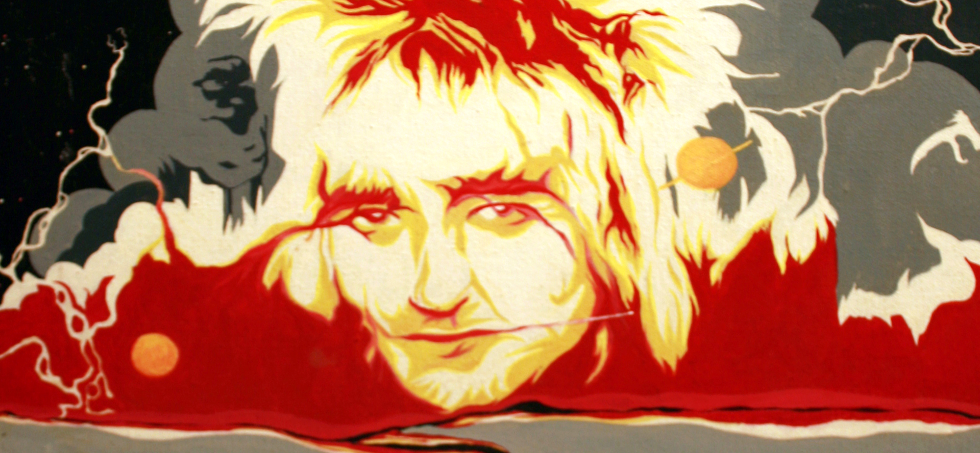 Rod Stewart Coldfire On The Moon